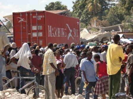 Arche nova initiative f r menschen in not e v for Hopital canape vert haiti